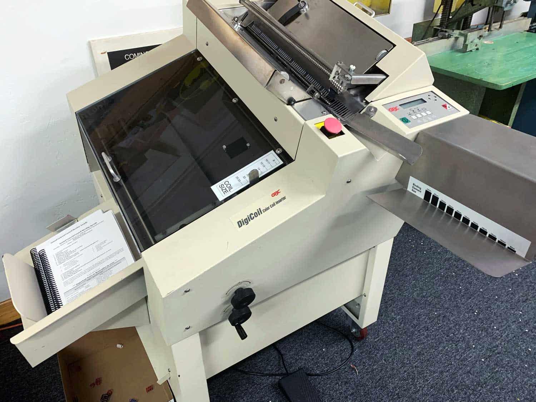 Color Coil Machine